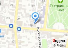Компания «ТрансМастер-Астрахань» на карте