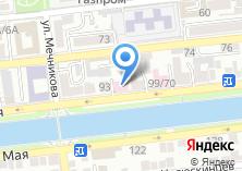 Компания «Астраханская областная ветеринарная лаборатория» на карте