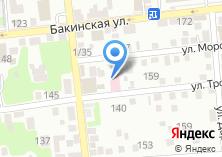 Компания «Рекон» на карте
