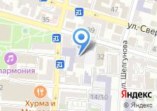 Компания «Центральное рекламное агентство» на карте