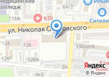 Компания «Стильный регион» на карте