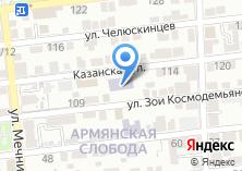 Компания «Международный юридический институт» на карте