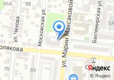 Компания «БАМПЕР» на карте
