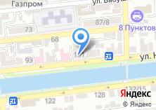 Компания «Капитал-Строй» на карте