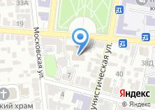 Компания «Отдел службы ЗАГС Астраханской области по Ленинскому району г. Астрахани» на карте