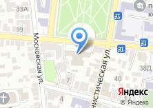 Компания «Вечерняя Астрахань» на карте