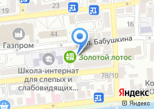 Компания «Агентство по взысканию просроченной задолженности» на карте