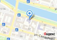 Компания «Центр мониторинга в образовании» на карте