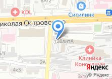 Компания «Эпицентр» на карте