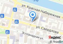 Компания «Каспийские Технологии» на карте