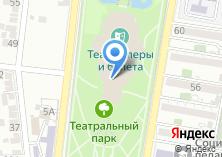 Компания «Астраханская шахматная федерация» на карте
