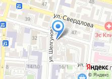 Компания «1-ая Астраханская городская коллегия адвокатов» на карте