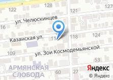 Компания «СМУ №17» на карте