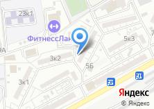 Компания «Комплекс-А» на карте