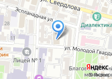 Компания «Отдел общего образования и воспитания» на карте