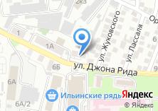 Компания «КофеGo» на карте
