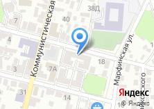 Компания «Аполлон» на карте