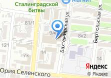 Компания «Нижневолжское агентство оценки» на карте