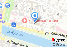 Компания «ТАН» на карте