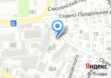 Компания «Российские ситцы» на карте