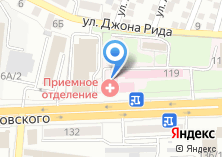 Компания «Детская городская клиническая больница №1 для новорожденных» на карте
