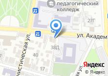 Компания «Decoreffect» на карте