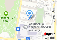 Компания «Центр красоты» на карте