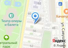 Компания «Вип Студио» на карте