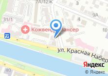 Компания «Строящийся жилой дом по ул. Красная Набережная» на карте