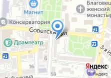 Компания «ENVOLEE» на карте