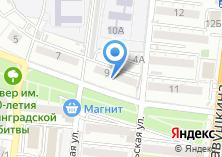Компания «Господин Цирюльниковъ» на карте