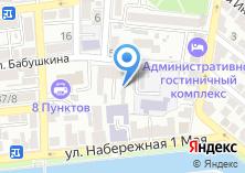 Компания «Прокатная фирма» на карте