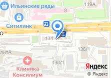Компания «Продуктовый магазин на ул. Николая Островского» на карте