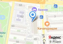 Компания «РитмИнформ» на карте