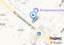 Компания «Астком» на карте