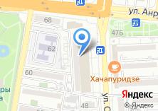 Компания «АстраханьБизнес.РФ» на карте