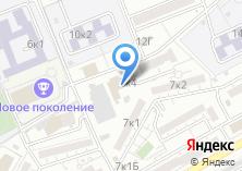Компания «Акадия.ru» на карте