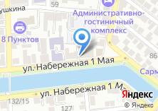 Компания «АстЭксперт» на карте