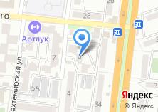 Компания «Пивоваренная компания филиал *балтика*» на карте