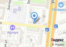 Компания «Таблетка» на карте