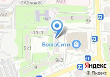 Компания «Вокин» на карте