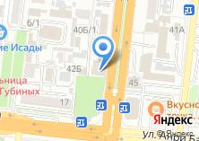 Компания «Экспресс-Суши» на карте
