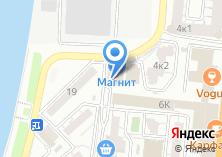 Компания «Магнит сеть супермаркетов» на карте