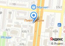 Компания «Судовая автоматика» на карте