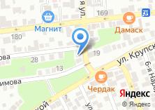 Компания «Горец» на карте