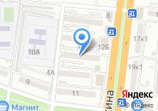 Компания «Ставропольские колбасы и деликатесы» на карте