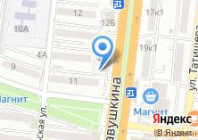 Компания «РЕД Систем» на карте