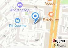 Компания «Лита» на карте