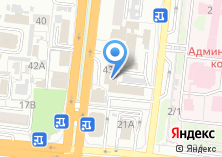 Компания «Деревянный дом» на карте