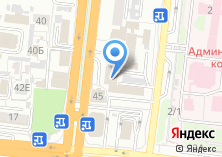 Компания «GSM-Inform» на карте